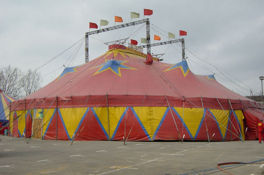 Circus Big Tops and tents : circus tent for hire - memphite.com